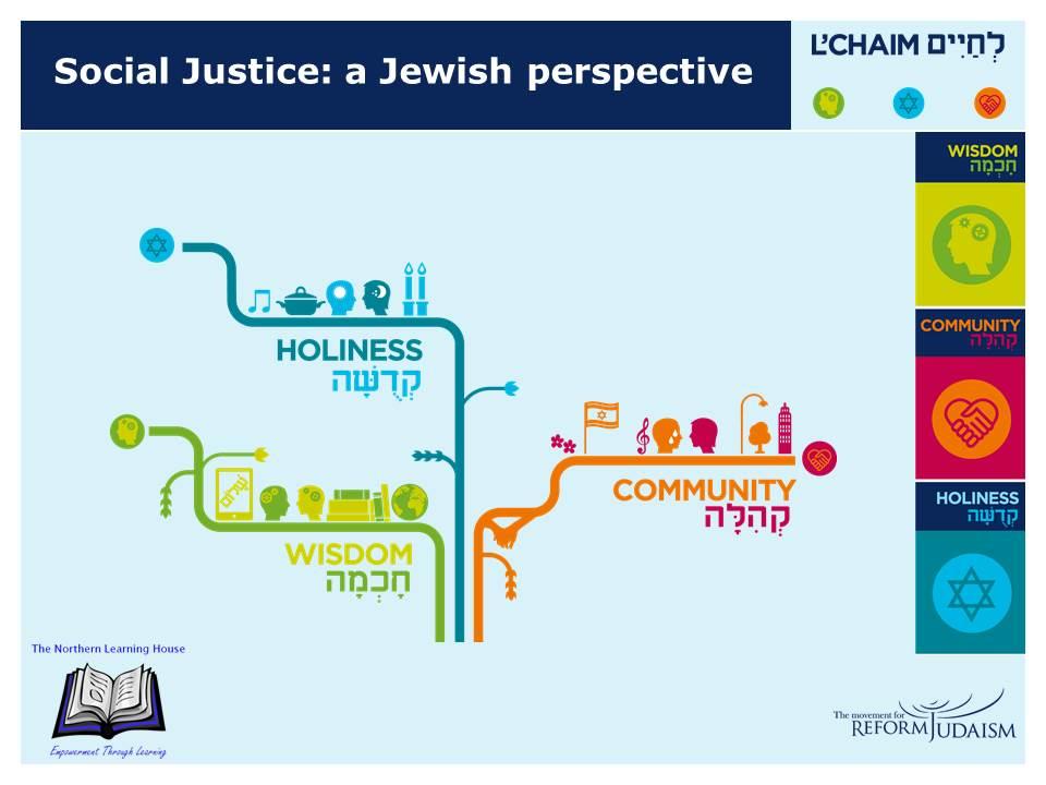 L'Chaim Social Justice