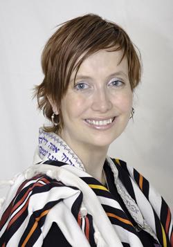Rabbi Esther Hugenholtz