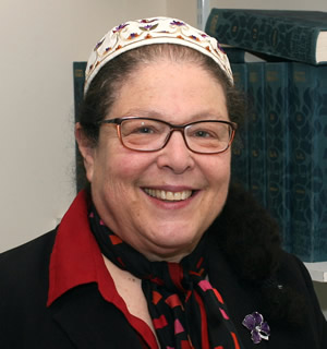 Rabbi Dr Jackie Tabick, Convenor of the Reform Beit Din