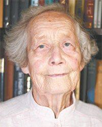 """Ruth Sterne z""""l"""