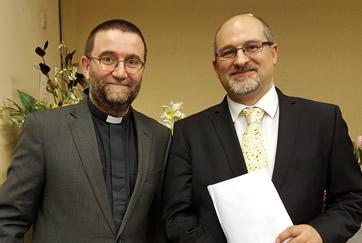 Rabbi and Archdeacon