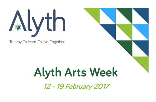 Alyth Arts Week banner
