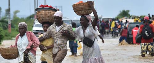 WJR (World Jewish Relief) Haiti hurricane appeal