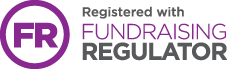 Logo showing Reform Judaism is registered with the Fundraising Regulator