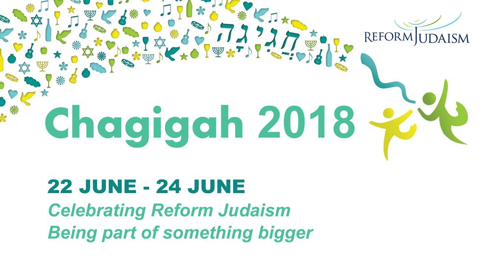 Reform Judaism Chagigah 2018 @ Eastwood Hall | Eastwood | England | United Kingdom