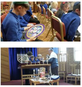 School visits to Newcastle Reform Synagogue