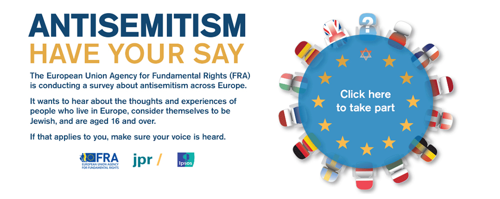 Antisemitism have your say