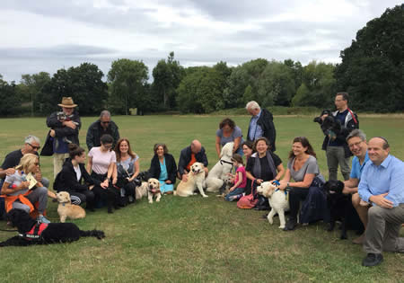 Alyth and New North London Synagogues celebrate New Year for Animals