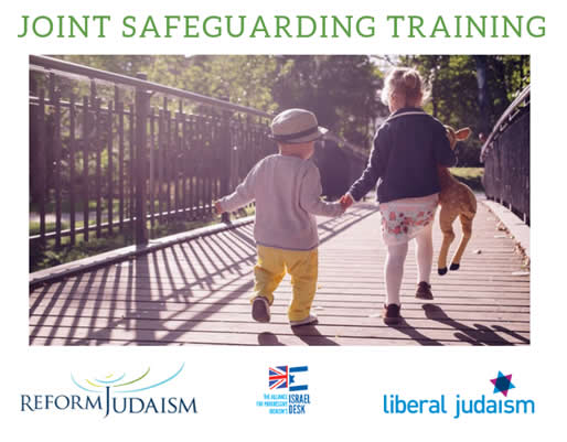 Joint safeguarding training with the Alliance for Progressive Judaism: Reform Judaism and Liberal Judaism