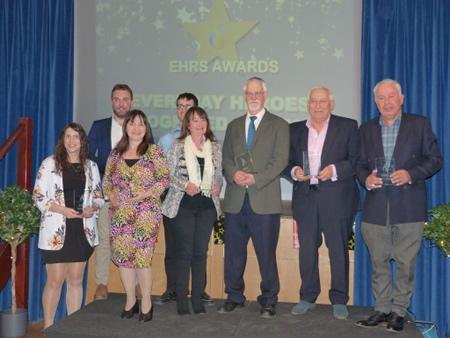 Community members at EHRS Awards