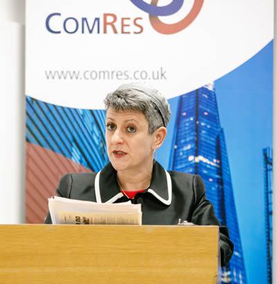 Rabbi Laura Janner-Klausner challenges Hungarian representative on anti-Semitism