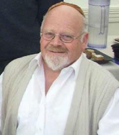 "Rabbi Charles Wallach z""l"