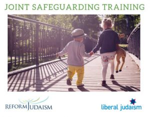Joint safeguarding training with Reform Judaism and Liberal Judaism
