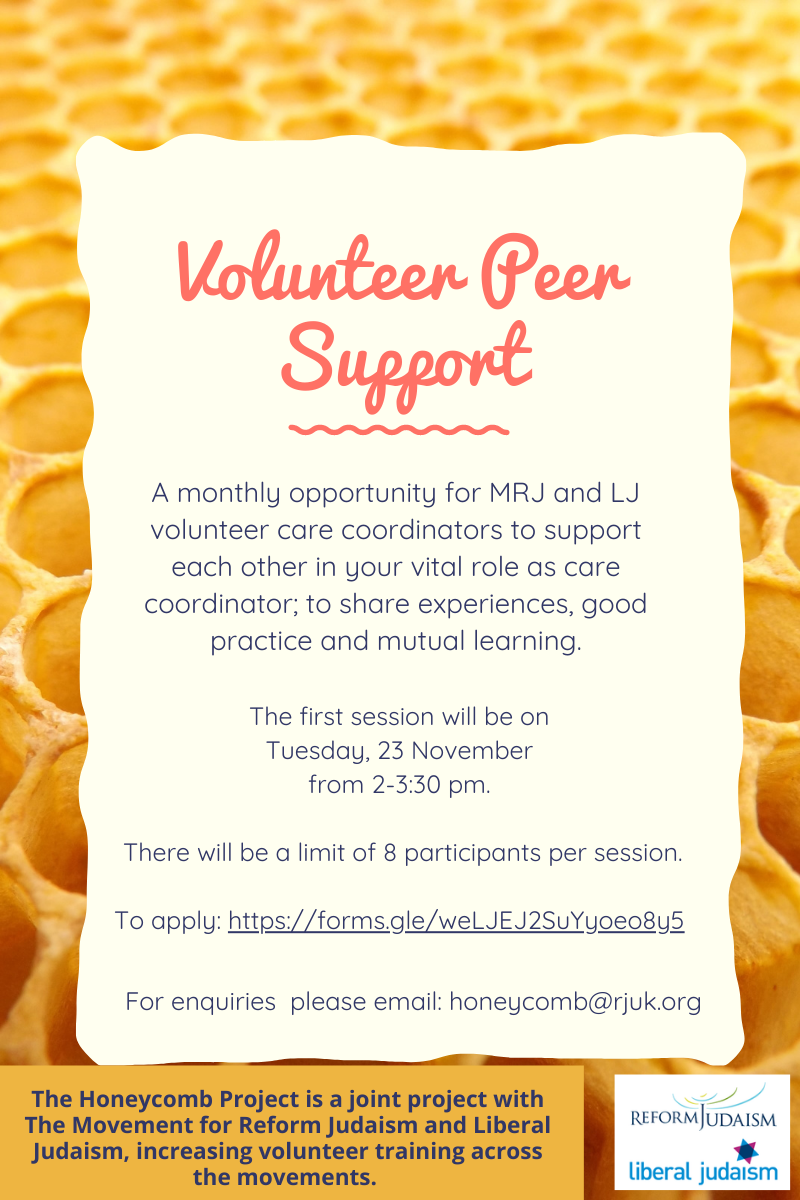 Honeycomb Peer Support Group
